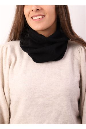 Collo in cachemire nero Art Tricot | 77 | COLLOCASHMERE1NERO