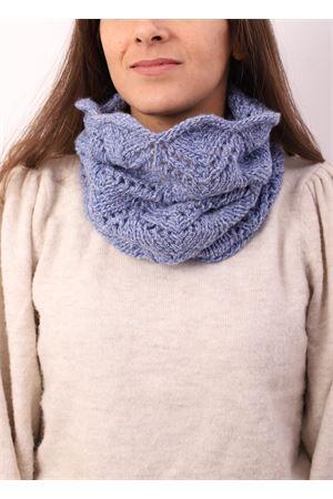 Blue cashmere collar  Art Tricot | 77 | COLLOCASHMERE2ACQUA