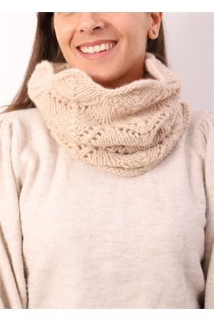 collo in cashmere 5 fili beige Art Tricot | 77 | COLLOCASHMERE2BEIGE
