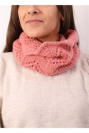 collo in cashmere 5 fili rosa Art Tricot | 77 | COLLOCASHMERE2SALMONE