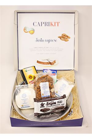 kit per torta caprese Bar Grotta Azzurra | 20000062 | CAPRIKITCAPRESECAPRESE