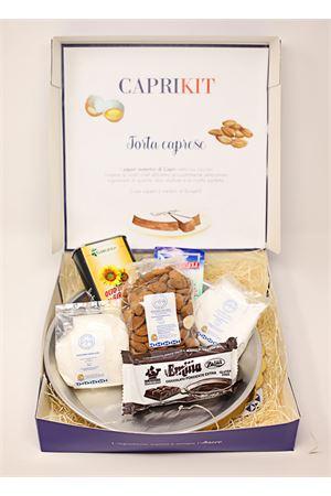 Kit for Capri cake  Torta Caprese  Bar Grotta Azzurra | 20000062 | CAPRIKITCAPRESECAPRESE