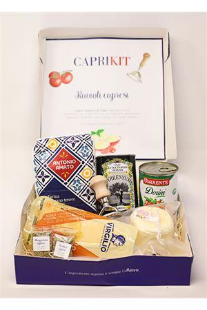 Kit for Ravioli Capresi  Bar Grotta Azzurra | 20000062 | CAPRIKITRAVIOLIRAVIOLI