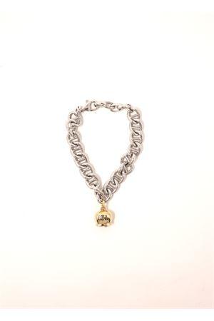 bracciale con campanella di Capri portafortuna Bell | 36 | BR004ARGENTO925
