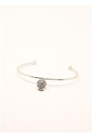 Silver rigid bracelet with Capri bell charm  Bell | 36 | BRACCIALEBELLARGENTO