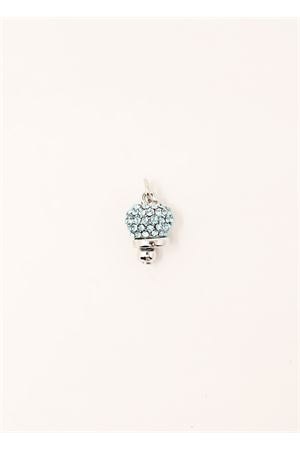 campanella di capri portafortuna in metallo Bell | 20000055 | CAMPANELLACAPRIACQUAMARINA