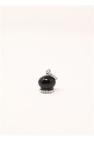 campanella di capri nera Bell | 20000055 | CAMPANELLASMALTONERO