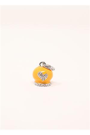 Orange bell  Bell   20000055   CAMPANELLASTRASSSMALTOARANCIO
