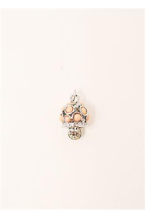 campanella di capri rosa Bell | 20000055 | CAMPANELLAPIETREROSASCURO