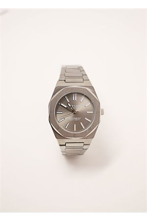 Grey steel watch from Blu Capri  Blu Capri | 60 | BC84438GRIGIO