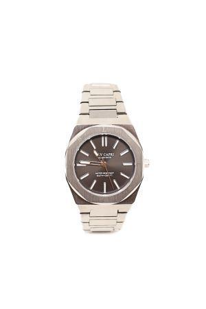 orologio capri in acciaio con quandrante nero Blu Capri | 60 | BC84438NERO