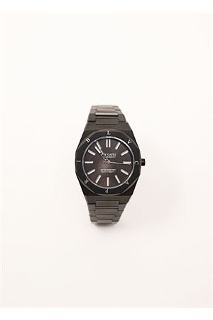 Black steel watch  Blu Capri | 60 | BC84438NERONERO