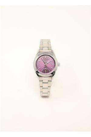 Violet steel watch for lady  Blu Capri | 60 | BC90509BORDEAUX