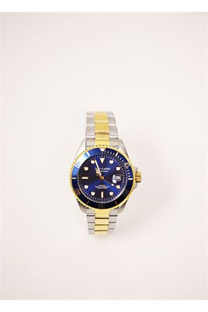 Blu and gold watch for men  Blu Capri | 60 | BC91904BLU