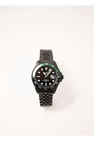 orologio capri unisex nero e verde Blu Capri | 60 | BC91909NEROVERDE