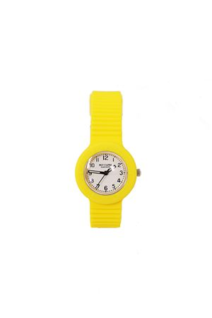 Yellow silicone watch for kids  Blu Capri | 60 | BCMI002GIALLO