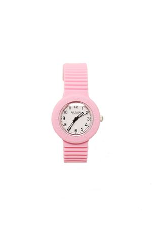 Pink silicone watch for baby girl  Blu Capri | 60 | BCMI002ROSA