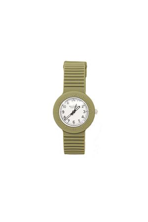 Military green watch for kids Blu Capri | 60 | BCMI002VERDEMILITARE