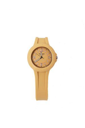 beige silicone watch  Blu Capri | 60 | BCSIL001BEIGE