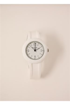 White silicone watch  Blu Capri | 60 | BCSIL001BIANCO