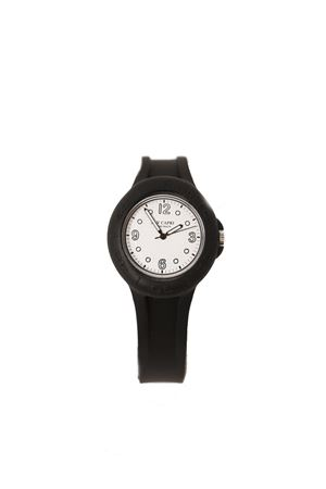 Black silicone watch  Blu Capri | 60 | BCSIL001NERO