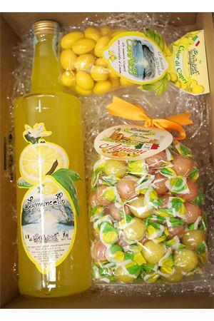 Limoncello gift box Capri Più | 20000064 | BOX13LIMPALLCONF