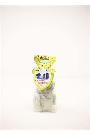croccantini ricoperti di cioccolato al limone Capri Più | 20000065 | CROCCANTINI180LIM180GR