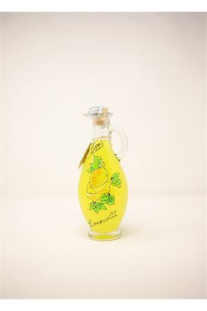 Limoncello luqueur with painted bottle  Capri Più | 20000064 | EGIZIA50DEC500ML