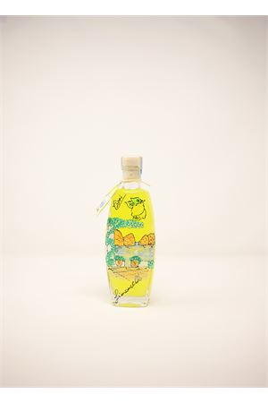 limoncello di capri con bottiglia dipinta paesaggio caprese Capri Più | 20000064 | NEWTARQ20CERAM200ML