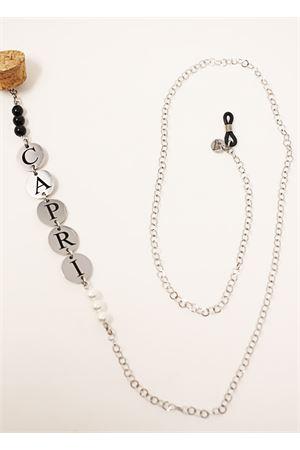 Capri glasses chain Capritaly gioielli | 20000067 | CATENAOCCHIALICAPRIPERLE