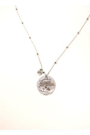 Necklace with Capri port engraving Capritaly gioielli | 35 | COLLANAINCISIONEPIAZZETTA