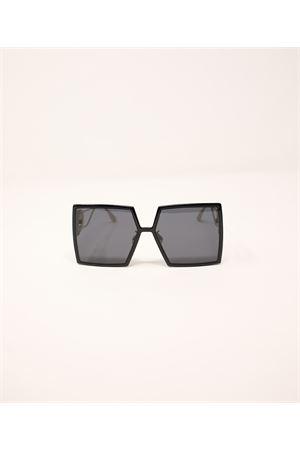 occhiali da sole modello montaigne Christian Dior | 53 | 30MONTAIGNEBLACKGOLD