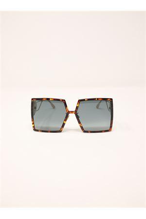 occhiali da sole modello montaigne havana Christian Dior | 53 | 30MONTAIGNEHAVANA