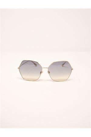 occhiali da sole modello stellaire 8 Christian Dior | 53 | DIORSTELLAIRE8GRIGIOGOLD