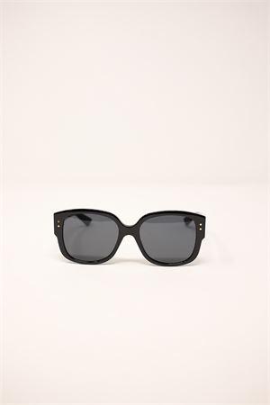 occhiali da sole modello lady dior studs nero Christian Dior | 53 | LADYDIORSTUDSNERO