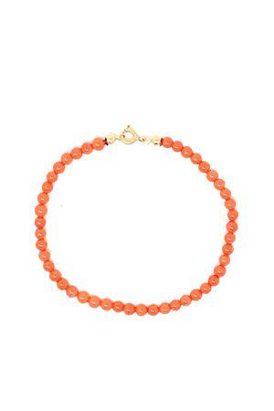 bracciale in autentico corallo rosso Don Alfonso Gioielli | 36 | AL957ROSA