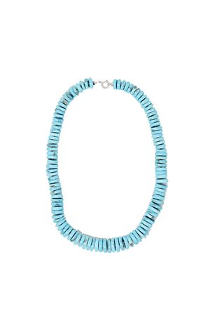natural turquoise necklace  Don Alfonso Gioielli | 35 | AL968TURCHESE