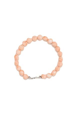 Pink coral bracelet  Don Alfonso Gioielli | 36 | AM495ROSA