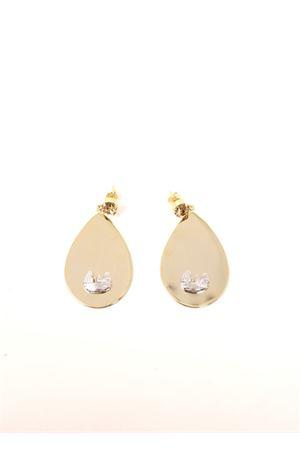 Drop earrings with faraglioni  Faraglioni | 48 | OR003FAORO