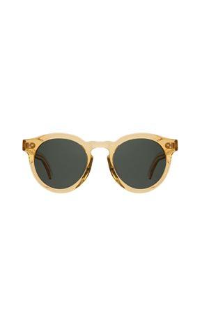 occhiali da sole modello leonard II gialli Illesteva | 53 | LEONARD IICLEARDBLONDE