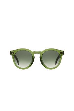 occhiali da sole modello leonard II verdi Illesteva | 53 | LEONARD IIHUNTER