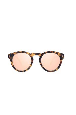 occhiali da sole modello leonard Illesteva | 53 | LEONARDTORTOISEGREYLENS