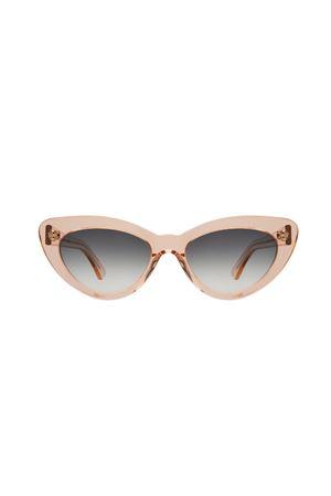 occhiali da sole modello cat eye rosa Illesteva | 53 | PAMELABELLINI