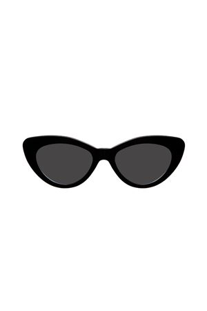 occhiali da sole modello cat eye neri Illesteva | 53 | PAMELABLACK