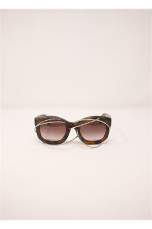 occhiali da sole modello B2 Kuboraum | 53 | MASKEB2NERO