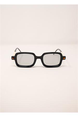 occhiali da sole modello P2 Kuboraum | 53 | MASKEP2NERO