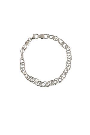 bracciale in argento catena Mediterranee Passioni | 36 | BRACCIALELARGOARGENTOI