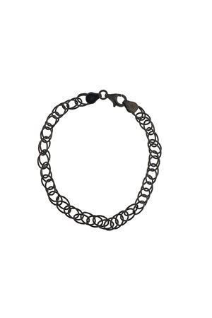 bracciale in argento nero Mediterranee Passioni | 36 | BRACCIALELARGOARGENTONERO