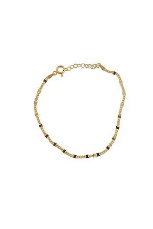 bracciale in argento dorato regolabile Mediterranee Passioni | 36 | BRACCIALESOTTILERAGENTODORATOGOLD