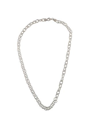 Chain necklace in silver  Mediterranee Passioni | 35 | CATENALARGAARGENTO